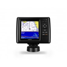 "echoMAP CHIRP 55dv 5"" Chartlotter / Sonar Exc Txd - Preloaded UK, Ireland & NW mainland Europe coast maps"