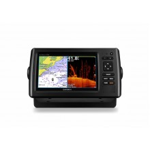 "echoMAP CHIRP 75dv 7"" Chartlotter / Sonar Exc Txd - Preloaded UK, Ireland & NW mainland Europe coast maps"
