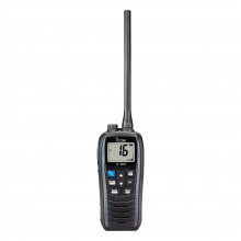 IC-M25 Handheld Marine VHF - Buoyant - Metallic Grey